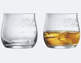 Lucinda 6'lı Bohemia Kristali Viski Bardağı Takımı - STD