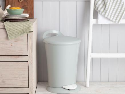 Vekony Pedallı Çöp Kovası - Soft Yeşil