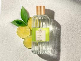 RÉPERTOIRE Cam Şişe Kolonya 200 ml Citron Vert (Yeşil Limon)