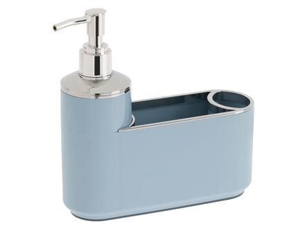 Promoty Süngerlikli Platin Sıvı Sabunluk - Duman Mavisi