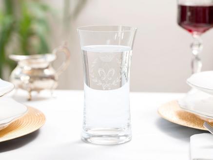 Grace 6'lı Bohemia Kristali Meşrubat Bardağı Takımı