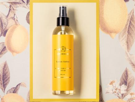 RÉPERTOIRE Vücut Spreyi 80° 200 ml Lemon Ambre (Limon Amber)