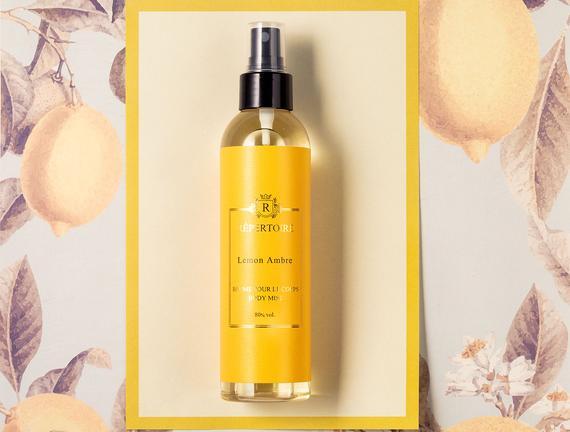 RÉPERTOIRE Vücut Spreyi 200 ml Lemon Ambre (Limon Amber)