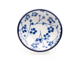 Rêve Bleu La Graine Mini Tabak - Mavi / Beyaz