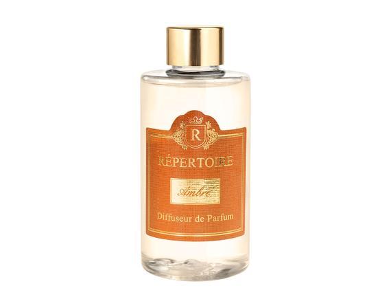 RÉPERTOIRE  Çubuklu Oda Parfümü Refill (Ekonomik Şişe) 200 ml  Ambre (Amber)