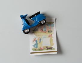 Magnet - Motorsiklet