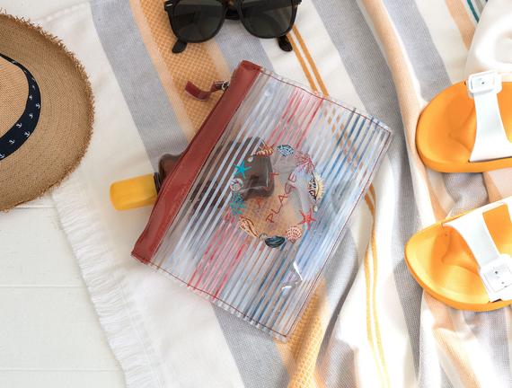 Plage Mini Çanta - Turuncu