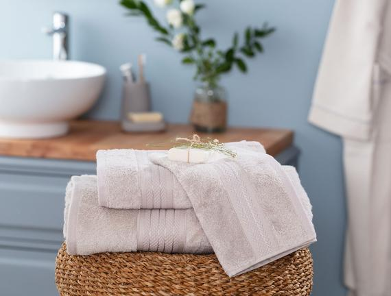 Abrial Banyo Havlusu - Taş