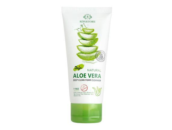 RÉPERTOIRE Aloe Vera Yüz Temizleme Köpüğü - 120 ml