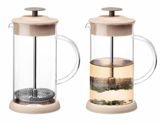 Paule French Press - Ekru