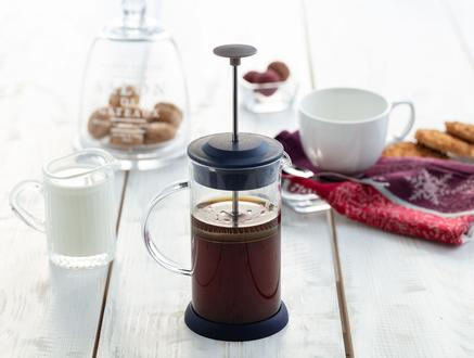 Paule French Press - Lacivert