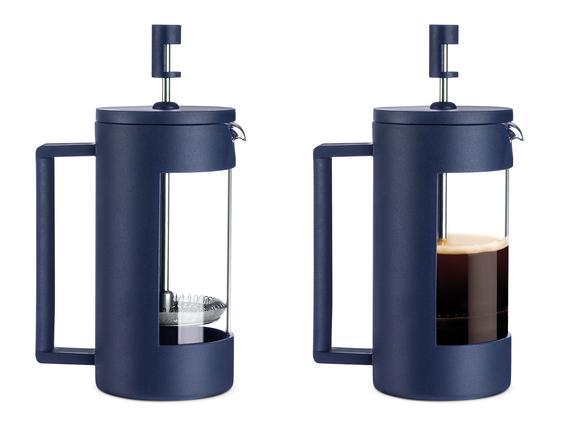 Aly French Press - Lacivert