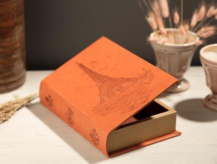 Çok Amaçlı Kitap Kutusu