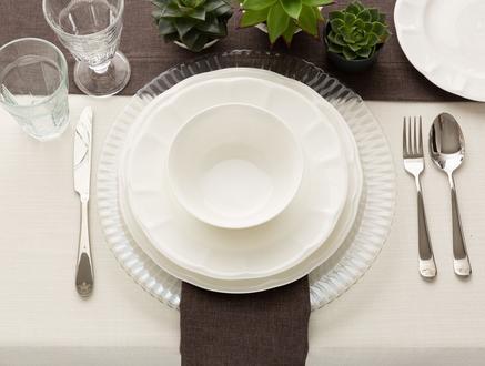 Fontanne 16 Parça Yemek Takımı