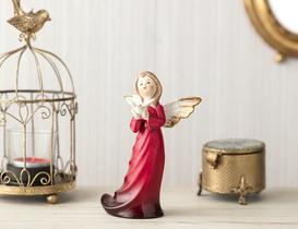 Ange Porselen Biblo