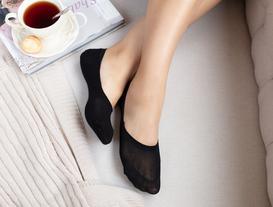 Bayan 2'li Babet Düz  Çorap