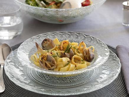 Valence  Serisi 6'lı Yemek Tabağı Seti