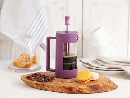 Aly French Press - Mürdüm