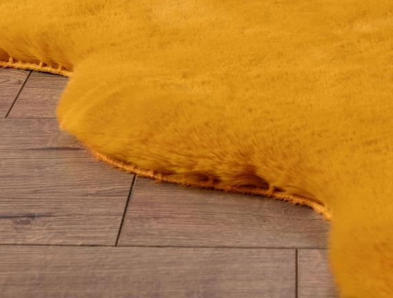 Arc En Ciel Post Halı - Sarı