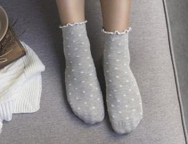 Florida Kadın Soket Çorap - Gri