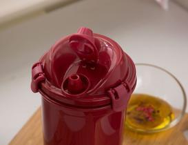 Elit Yağlık - 500 ml - Carmen Kırmızı