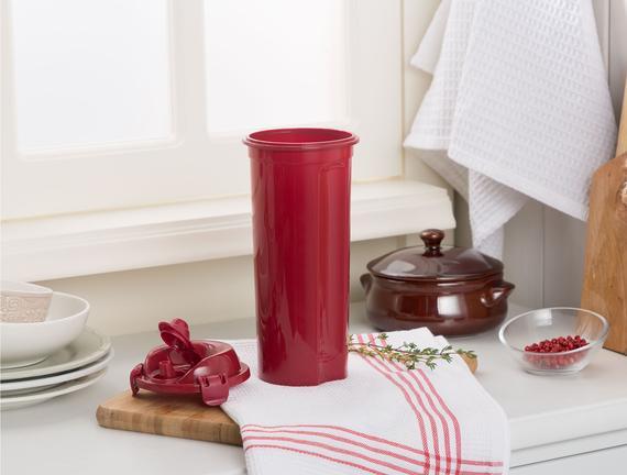 Elit Yağlık - 750 ml - Carmen Kırmızı
