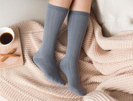 Voie Kadın Soket Çorap - Gri