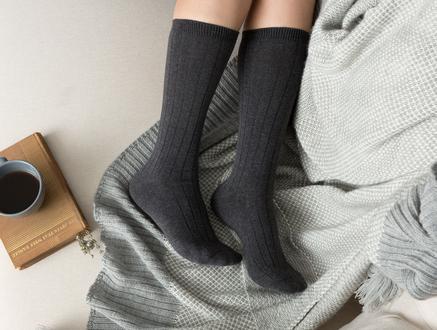 Voie Kadın Soket Çorap - Antrasit
