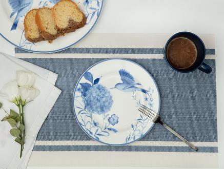 Ophelia Pasta Tabağı - Mavi