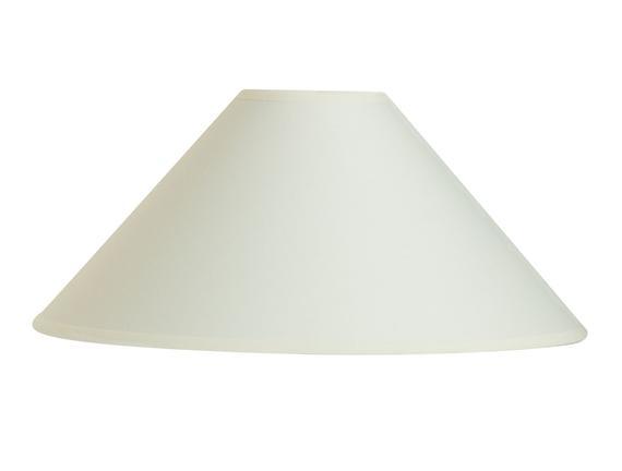 Chambre Coolie Abajur Şapkası - Beyaz