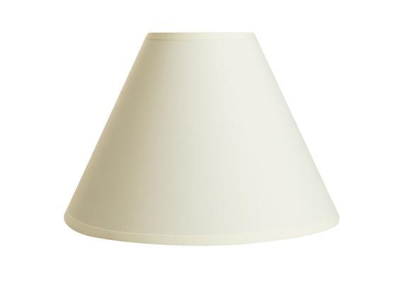 Truculent Cone Abajur Şapkası - Ekru