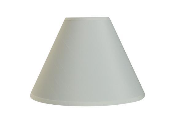 Chambre Cone Abajur Şapkası - Beyaz