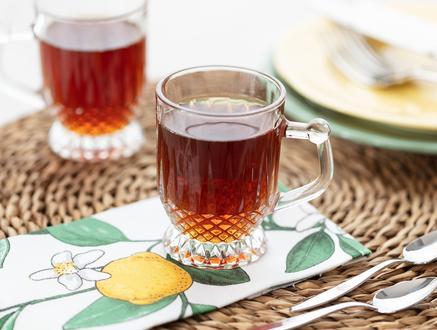 Adele Etoile 6'lı  Çay Fincanı
