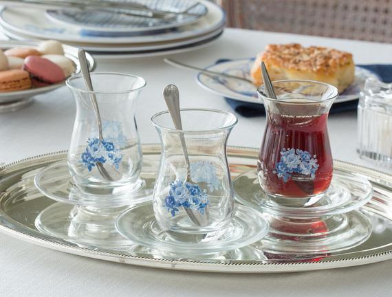 Cera 6'lı Çay Bardağı 168 ml