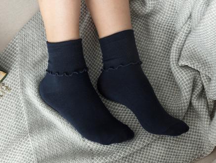 Chantalle Kadın Soket Çorap - Lacivert