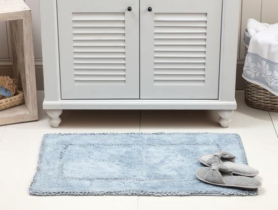 Dior Banyo Paspası - Indigo