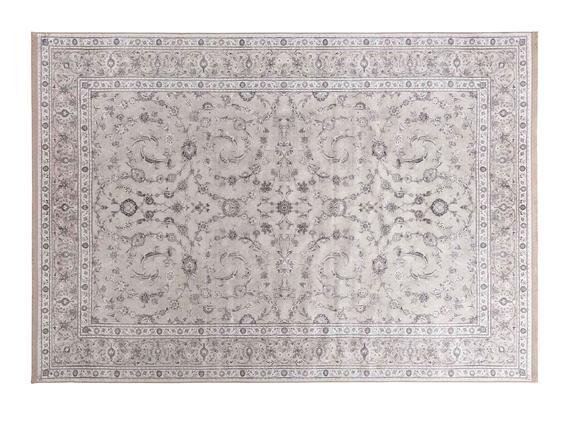 Liane Shinny Effect İpeksi Kadife Halı - Vizon  - 80x150 cm