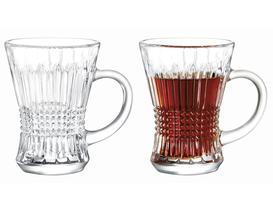 Burnice 4'lü Çay Fincanı