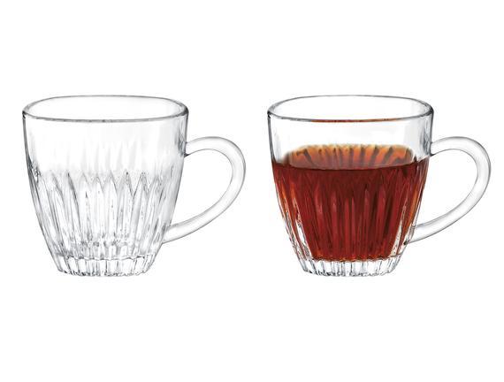 Cavalier 4'lü Çay Fincanı 200 ml