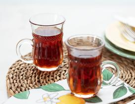 Garen 4'lü Çay Fincanı