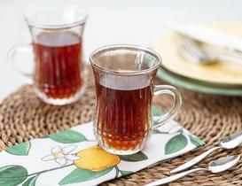 Kaarlo 4'lü Çay Fincanı
