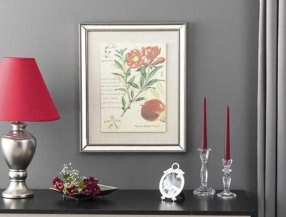 Fleurir Floral Tablo