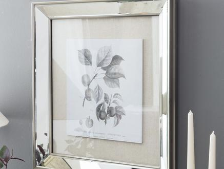 Olıvıer Bitki Deseni Tablo