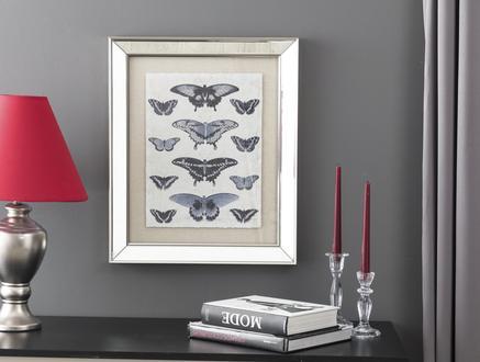 Papillon Kelebekler Tablo