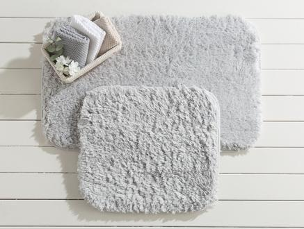 Sheep Banyo Paspası - Gri