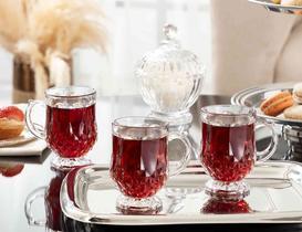 Miquel 4'lü Çay Fincanı