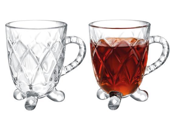 Taylar 4'lü Çay Fincanı 160 ml