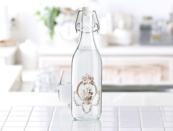 Rosa Su Şişesi - 1000 ml
