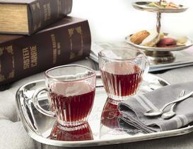 Cavalier 4'lü Çay Fincanı