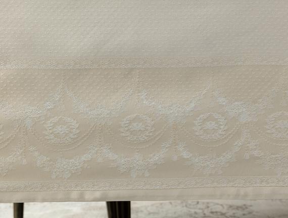 Orient  Masa Örtüsü - Bej - 160x300 cm